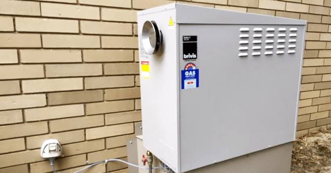 Gas Ducted Heating Service